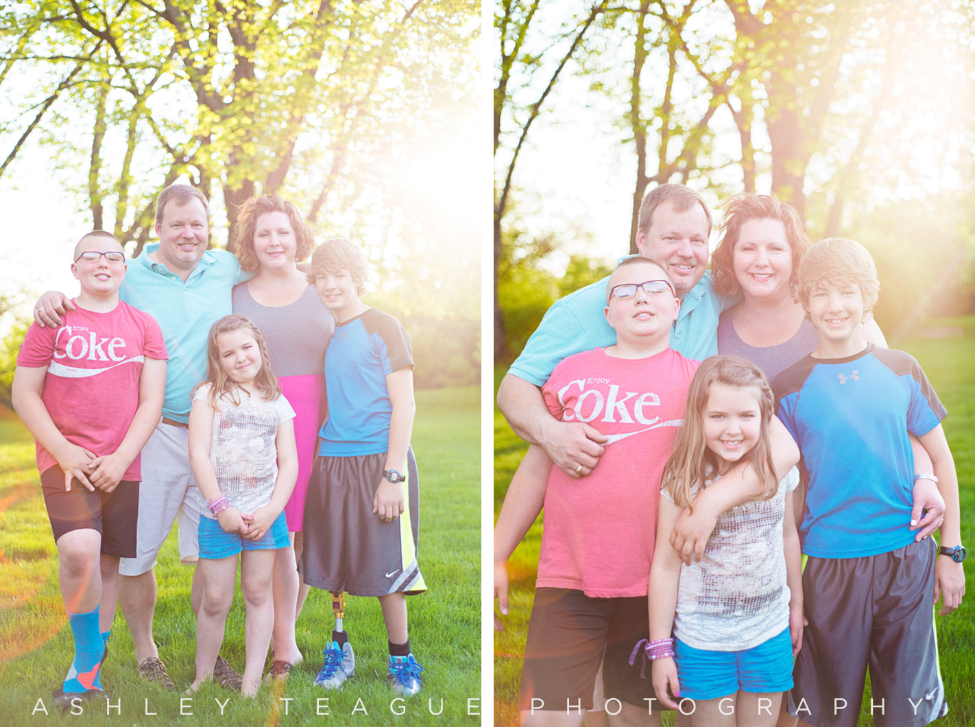 Dayton Ohio Family Photographer