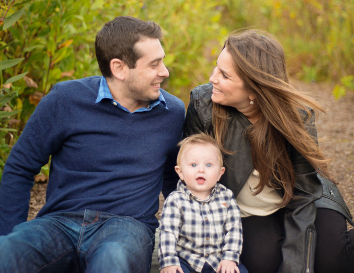 Edelson Family - Chicago Family Photography