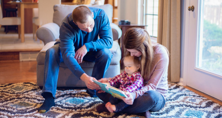 Coyne Family - Cleveland In Home Lifestyle Photography