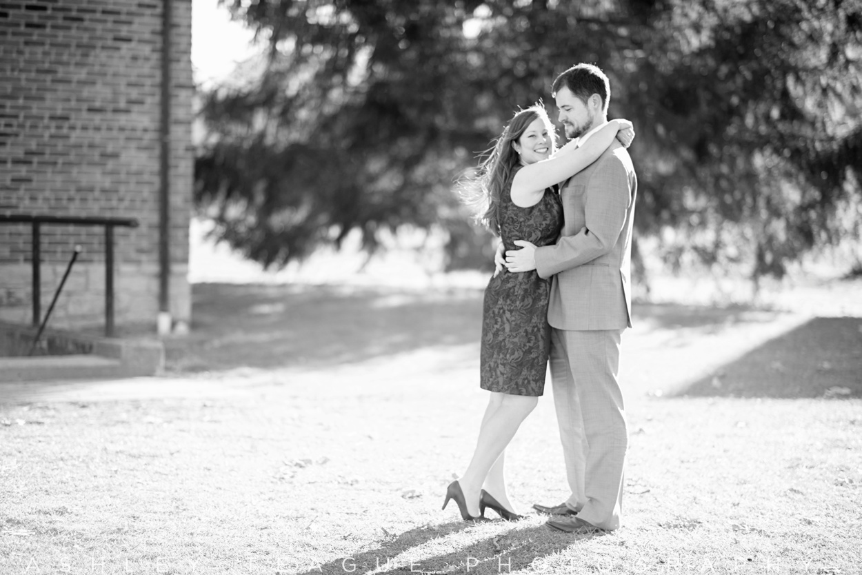Engagment Photos At Carillon Park in Dayton Ohio