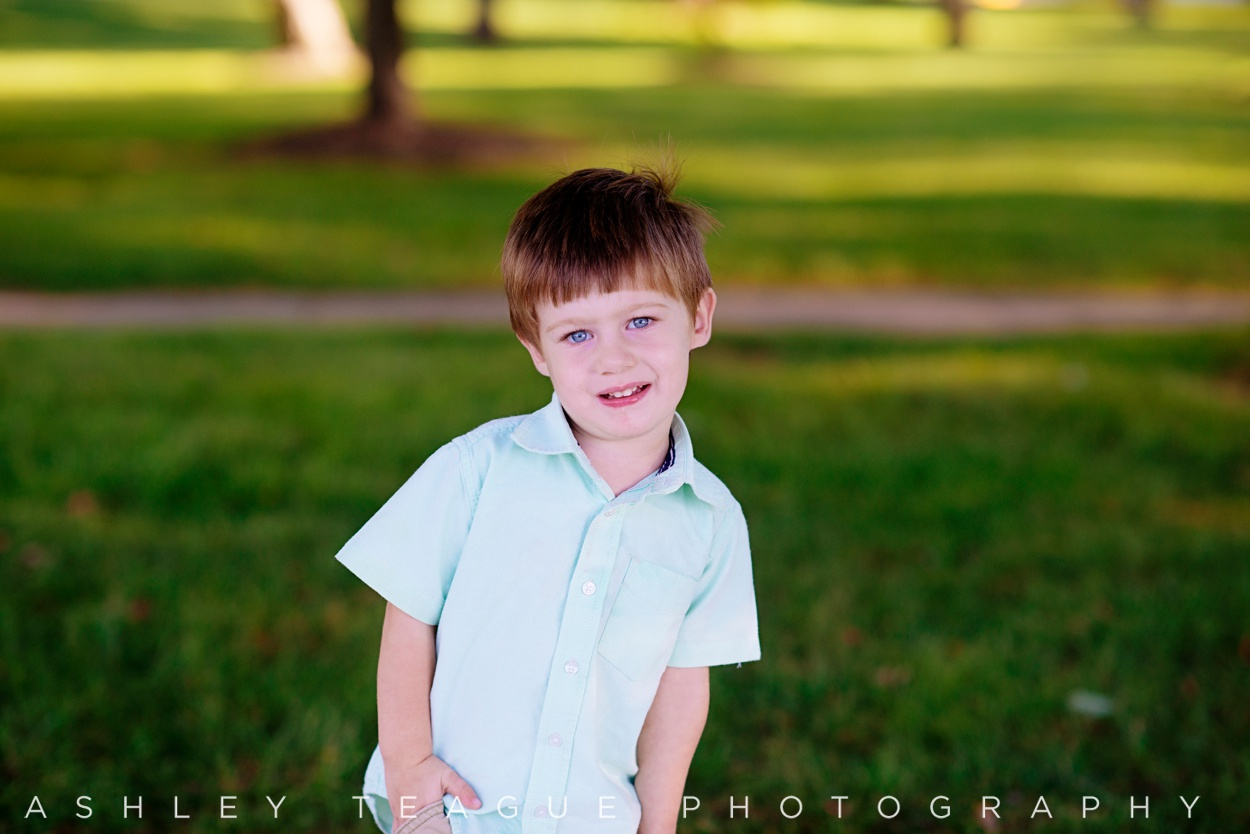two year old boy photographer in New Bremen
